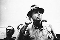 Beuys © zero one film, Ute Klophaus