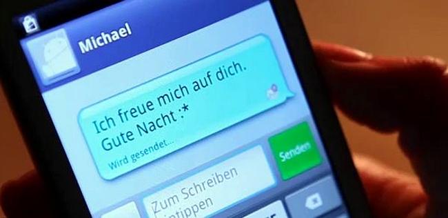 Nach kennenlernen erste sms