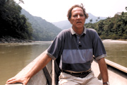 Herzog's persona and public image are almost impossible to separate from his work.  Photo: © wernerherzog.com