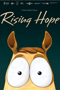 "Poster of ""Rising Hope""  Photo: © Milen Vitanov"