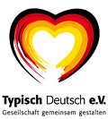 The logo of the association. Photo: © Typisch Deutsch e. V.