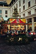 First stand in Covent Garden in 2000. © David Kohlert