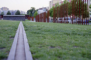 Berlin Wall memorial site. Photo: Stefan Weidner © Goethe-Institut