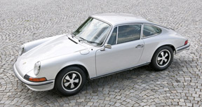 911 T Coupé, Porsche Press Archive