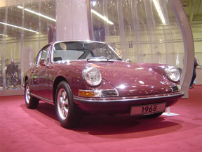 Porsche Classic 911, Photo: Outletvalve, 2006