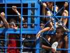 Κέντρο κράτησης στην Παγανή Λέσβου © Ελληνικό Συμβούλιο για τους Πρόσφυγες
