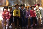 2012年10月30日,大理第一所华德福教育的学校迎来首批学生,图片:吴珊
