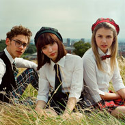 God Help the Girl, Generation 2014, GBR 2013, REGIE: Stuart Murdoch, Olly Alexander, Emily Browning, Hannah Murray © FINDLAY PRODUCTIONS LIMITED 2012