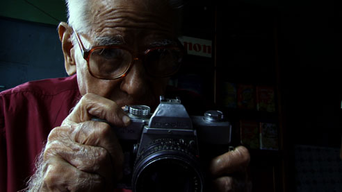 The Old Photographer