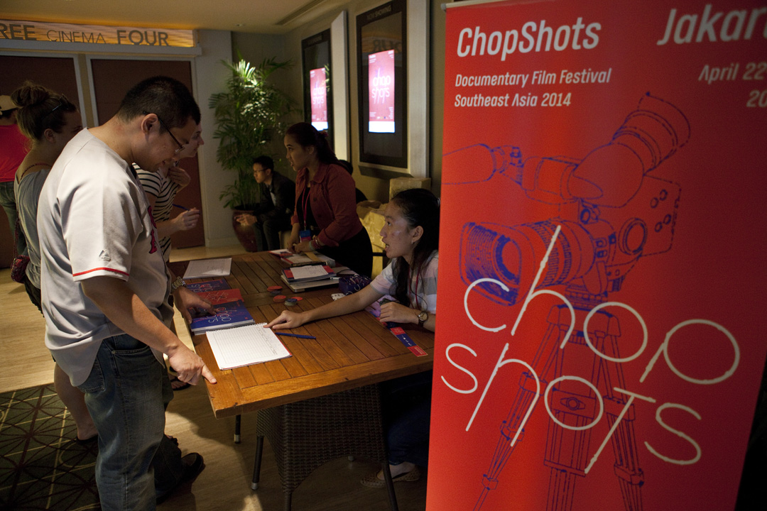 ChopShots at TIM XXI