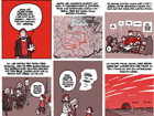 Remembering in pictures and words: comics about the fall of the Wall; © Carlsen-Verlag