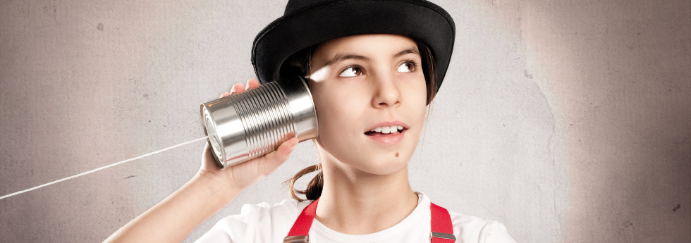 Inventions: Communication // Photo: © xavier gallego morel / fotolia.com