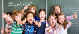 Alternative school concepts are becoming increasingly popular in Germany. | Photo (detail): © Fotolia