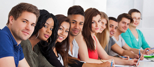 Intercultural learning processes make the students curious | Photo (detail) © Andrey Popov - Fotolia.com