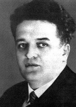Walter Krämer vor 1933, Foto: public domain