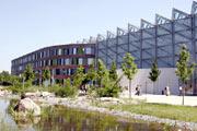 Agência Ambiental Federal em Dessau, Copyright: UBA/Foto: Linnart Unger