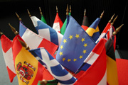 The European Union chiefly promotes Member State languages. 