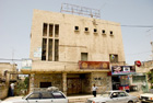 The old cinema in Jenin; © One World Cinema Foundation