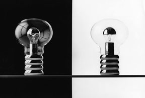 """Bulb"", 1966, Copyright: Ingo Maurer/Photo: Tom Vack"