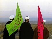 From the book Iranian Photography Now, Verlag Hatje Cantz 2008