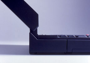 ThinkPad, PS/2N33SX Notebook-Computer, Designed with Kazuhiko Yamazaki, for IBM, 1992, © Richard Sapper