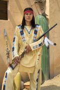 Erol Sander as Winnetou,