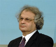The writer Amin Maalouf was the chairman of the Intellectual Group for Intercultural Dialogue set up by the European Commission, © European Communities, 2009