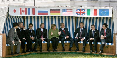 G8 Summit in Heiligendamm 2007,