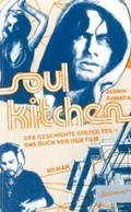 "The cover of the novel  ""Soul Kitchen""; © blumenbar"