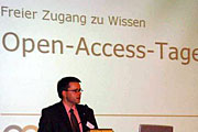 Open Access Nap, 2008; © open-access.net