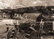 """Rémy Markowitsch """"On Travel: 'Tristes Tropiques'"""" 020, 2004, Edición: 3; Cortesía de Galerie EIGEN + ART Leipzig/ Berlín © On Travel: """"Tristes Tropiques"""": Rémy Markowitsch, 2004 © Claude Lévi-Strauss, para las fotografías de """"Tristes Tropiques"""", Editions Plon, París 1955/2004"""