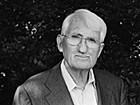 Jürgen Habermas; Photo: Isolde Ohlbaum