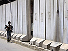 Walls in Baghdad; Photo: Picture Alliance
