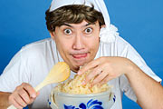 The legend of the Germans as sauerkraut eaters persists  Photo: Rolf Weschke © iStockphoto