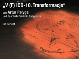 "Videoreport about ""V(F)ICD-10 TRANSFORMATJE"""