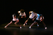 "Indonesien | Jecko´s Dance Company, scene from ""From Betamax to DVD"" ; photo: Goethe-Institut"
