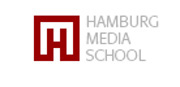 Logo der Hamburg Media School; © HMS