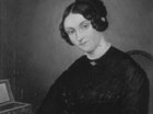 Portrait of Johanna Kinkel; about 1840 by an unknown painter (source: Stadtmuseum Bonn)