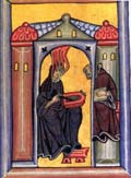 Hildegard von Bingen; photo: Archive for Women and Music
