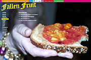 "Website of ""Fallen fruit""; © fallenfruit.org; © fallenfruit.org"