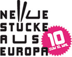 The logo of the 2010 Theatre Biennial