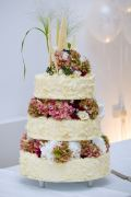 wedding cake. Copyright Robert Linton