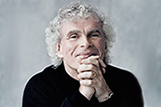 Sir Simon Rattle, Conductor, Berlin Philharmonic; Copyright: Jim Rakete