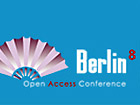 Logo der 8. Berlin-Konferenz; © National Science Library, Chinese Academy of Sciences
