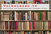 Screenshot of volkslesen.tv; © volkslesen.tv