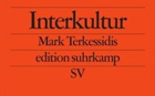 "Cover of the book ""Interkultur""; © Suhrkamp"