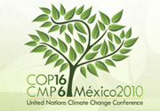 Logo of the World Conference on Climate Change 2010