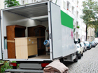 Moving van; © flashpics - Fotolia.com