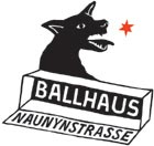 The logo of Ballhaus Naunynstrasse