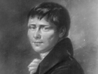 Picture of Heinrich von Kleist, 1801, Drawing by Peter Friedel, Dresden, Otto Krug Collection; © Wikimedia commons